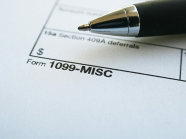 what is a 1099 form